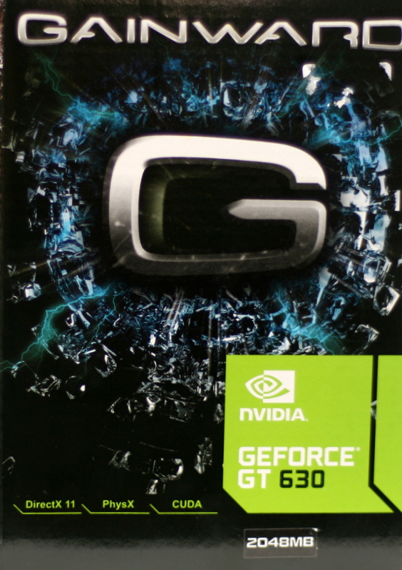 GeForce 630GT 2GB