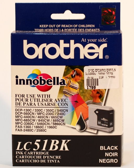 Brother LC1000BK